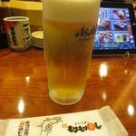 55681436 - 生ビール 470円 (2016.8)