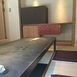 豆まる - 奥の4人個室
