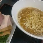 55682301 - 煮干しらぁ麺『極』