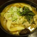 小作 - 豚肉ほうとう(1300円)