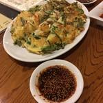 ひゃん - 海鮮チヂミ