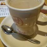 甘味喫茶 おかげ庵 - カフェオレ