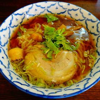 一仁 - 料理写真:松坂豚バララーメン900円(税込)