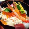 Zenteiechigonodaidokoro - 料理写真:ぜんてい贅沢海鮮丼御膳