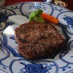 民家レストラン伊萬里亭 - 伊万里牛ステーキ
