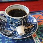民家レストラン伊萬里亭 - コーヒー