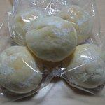 原パン工房 - 白パン(仮名) ※食パンと同じ原材料だそうです