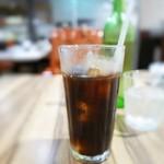 ミア・アンジェラ - ランチアイスコーヒー