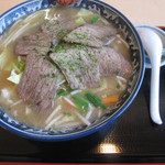 らーめん一歩 - 料理写真:みそチャーシューメン800円