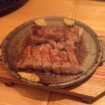日本料理 菱沼 - A5和牛ステーキ
