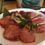 大徳 - 料理写真:塩ハーフセット
