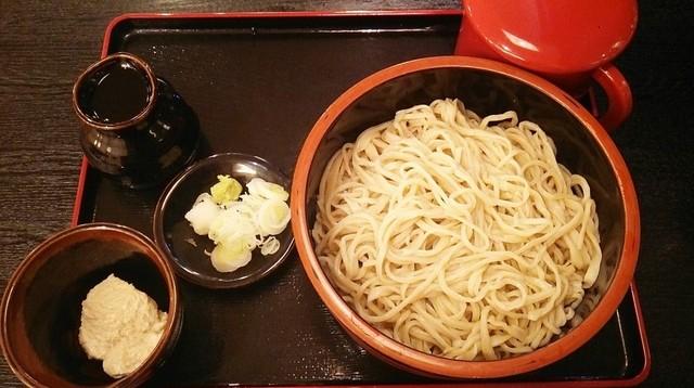 信州蕎麦の草笛 MIDORI長野店>