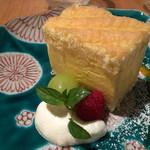 金沢町屋 はっち - デザート