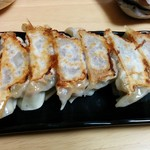 もへじ - 餃子250円