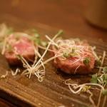 チーズと和牛ビストロ きこりのお家 - 佐賀牛 イチボ