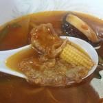 豊来飯店 - 牛肉なこんな感じでした