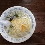 花水ラオシャン - 料理写真:ワカメ タンメン