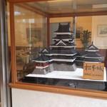 55696852 - 砂糖細工の松本城