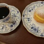 55696887 - コーヒーとシューパリジャン