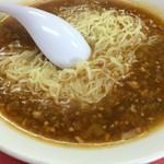 中華 昌隆 - 料理写真:担々麺 B(辛さ普通) ¥900