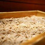 まにん - 山形板蕎麦 普通盛り 240g