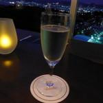 スカイラウンジ トップ オブ ヒロシマ - スパークリングワイン
