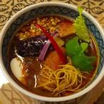 アジア金星堂 - サッポロスウプオコイ1100円、辛味5番です。