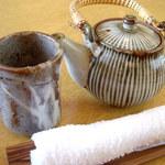今ぜき - おいしいほうじ茶