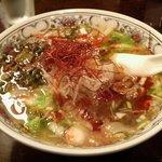 香菜 - 牛肉河粉ニューロホーフン