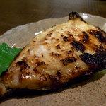 雄屋 - つぼ鯛の味噌漬け