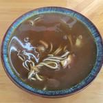 まるかつ - 料理写真:カレー蕎麦、300円です。