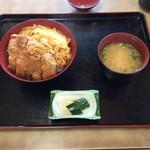 晴美 - カツ丼