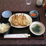 かさご浜松餃子 - 平日餃子定食