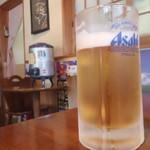うめの店 - 生ビール