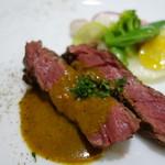 55702232 - 牛ハラミのステーキ