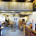 トモカ コーヒー - 店内