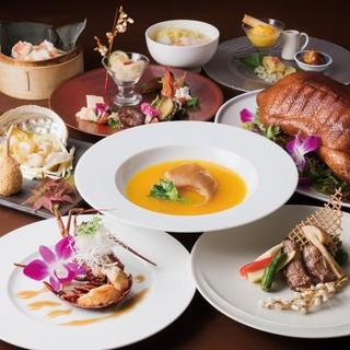円熟の技を楽しむホテルの中国料理