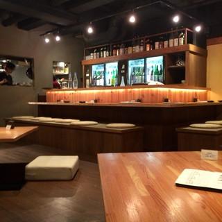 日本酒庵 吟の杜 - H28.09.03 店内