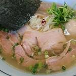 麺家 Shumen Doushi - 極塩SOBA 950円