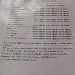 神戸ステーキハウス - ピザパイのメニュー