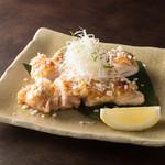 鳥料理 それがし - 料理写真:大山鶏のねぎ塩焼き