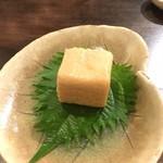 55716466 - 雲丹豆腐