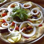 チーズハウス ヤルゴイ - 本日のピッツァ