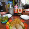 東苑 - 料理写真:叉焼サラダ