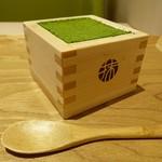 マッチャハウス マッチャカン MOP滋賀竜王 - 抹茶のティラミス 550円+税