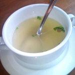 5572385 - デラックスランチ ハンバーグプレート共通 スープ
