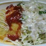 MOTO's KITCHEN - 野菜たっぷりオムライス