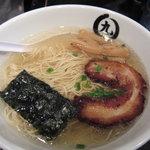 桑ばら - 料理写真:塩そば700円