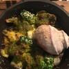 螺貝と茸のオーブン焼き ガーリックバター風味