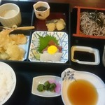 いちべ - 料理写真:にぎわい定食